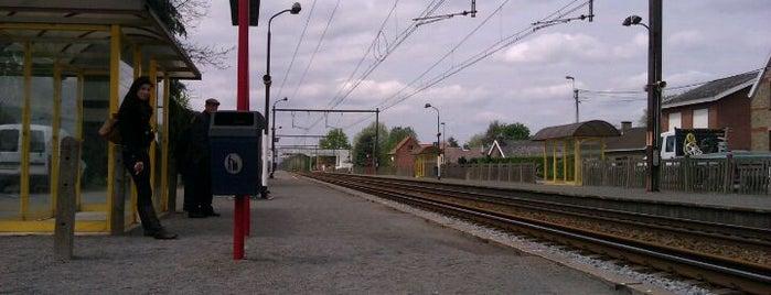 Station Maria-Aalter is one of Bijna alle treinstations in Vlaanderen.