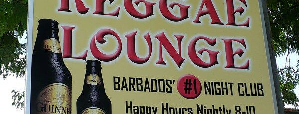 Reggae Lounge is one of Must visit places in Christ Church, Barbados.