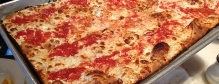 Harry's Italian Pizza Bar is one of Brunch NYC.