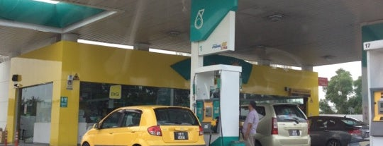 Petronas Bt 14 Puchong is one of Top picks for Gas Stations or Garages.