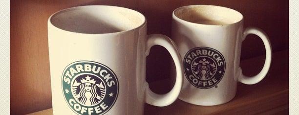 Starbucks is one of Bandung Kuliner.