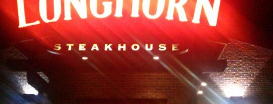 LongHorn Steakhouse is one of Favorite Restaurants In New Jersey.