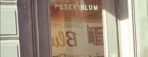 Peter Blum Gallery is one of DwellStudio's Guide to Soho.