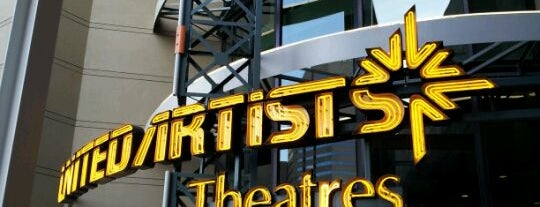 United Artists Denver Pavilions 15 is one of The 13 Best Movie Theaters in Denver.