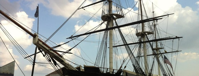 USS Constellation is one of Entertainment.