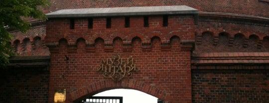 Музей янтаря is one of Сходить в Калининграде.