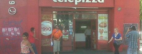Telepizza is one of Gastronomía en Santiago de Chile.