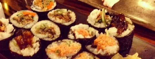 Noshi Sushi is one of LA.