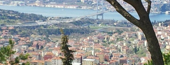 İBB Çamlıca Sosyal Tesisleri is one of kaydefilenler.