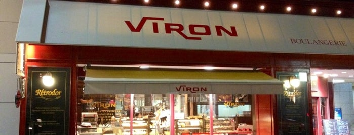 Boulangerie Patisserie VIRON 渋谷店 is one of 洋食.