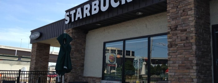 Starbucks is one of The 15 Best Places for An Espresso in Omaha.