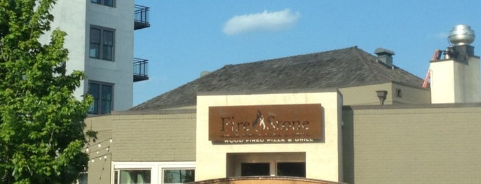 Fire Stone Wood Fired Pizza & Grill is one of 2012 foodie tour.
