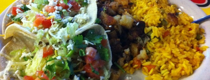 Fuzzy's Taco Shop is one of DFW -More Great Food.