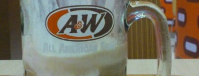 A&W is one of Fast Food Tour Around Penang Island!!.