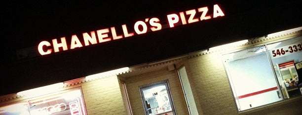 Chanello's Pizza is one of Eateries.