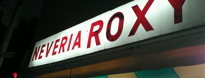 Nevería Roxy is one of ¡Recomendados Condesa/Roma!.