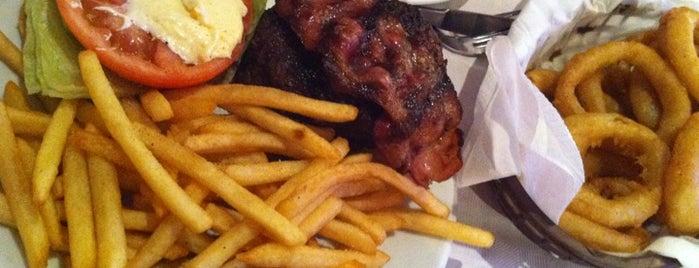 Alfredo's Barbacoa is one of hamburguesas y asi.