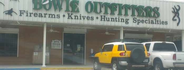 Bowie Outfitters is one of shpX¡Knvs*gn'jMgAniDrr skDłź.