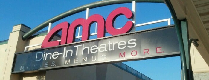 AMC Dine-in Theatres Essex Green 9 is one of NJ To Do.