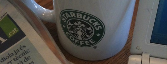 Starbucks is one of Restaurants i Bars.