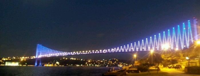 Kuruçeşme Sahili is one of ✔️.
