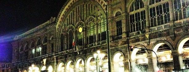 Stazione Torino Porta Nuova (TPY) is one of Italy 2011.