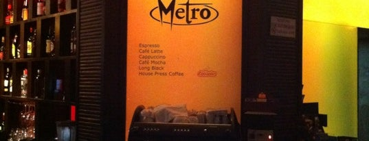 Metro Hassakan (Metro Cafe) is one of Phnom Penh Brunch Club.