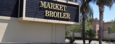 Market Broiler is one of The 15 Best Places for Southern Food in Riverside.