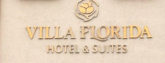 Villa Florida is one of Puebla H.