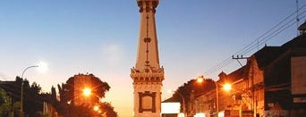 Tugu Jogja is one of Yogjakarta, Never Ending Asia #4sqCities.