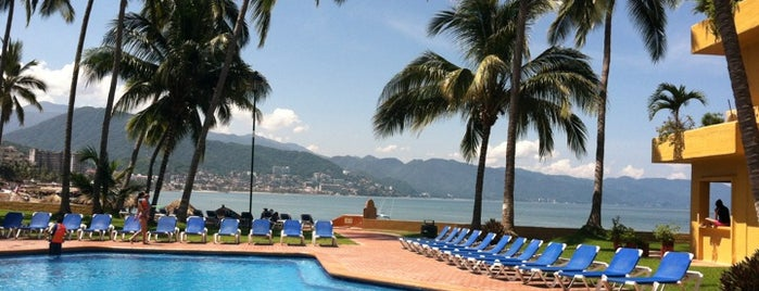 Los Tules Villas del Sol is one of Puerto Vallarta Hotels.