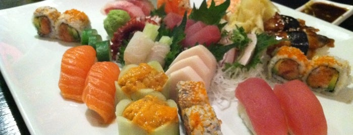 Iron Sushi is one of Manhattan Haunts.