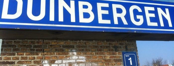 Station Duinbergen is one of Bijna alle treinstations in Vlaanderen.