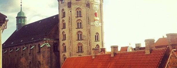 Rundetårn is one of Copenhagen #4sqCities.