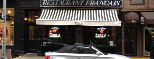 Raoul's Restaurant is one of New York - General.