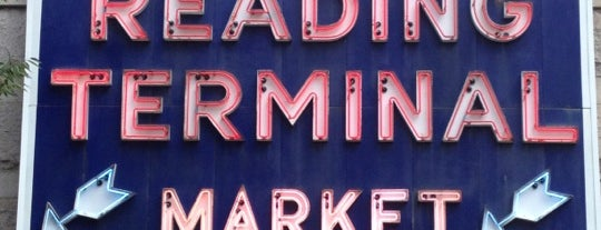 Reading Terminal Market is one of Philly & Other PA.