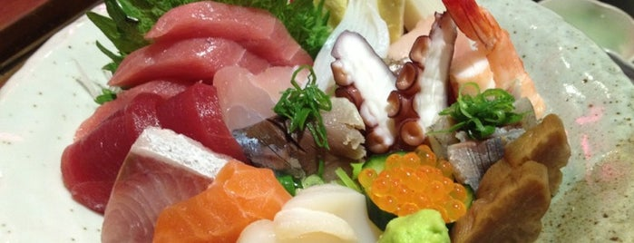 Aze Sushi is one of restaurantes a visitar.