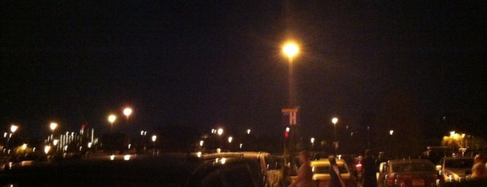 Parking Lot H is one of Walt Disney World.
