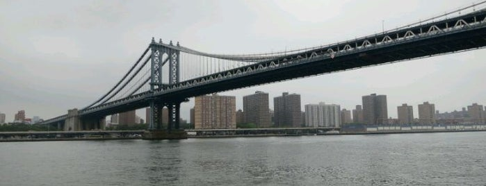 Manhattan Bridge is one of Great Venues To Visit....