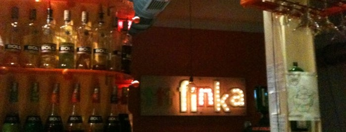 Finka is one of Cracow coffee&beer.
