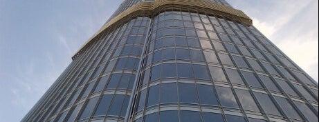 Armani Hotel Dubai is one of Luxury Hotels in Dubai.