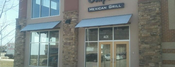 Chipotle Mexican Grill is one of The 15 Best Places for a Healthy Food in Madison.