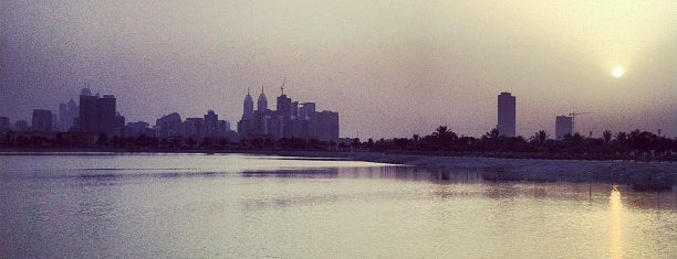 Al Barsha Pond Park is one of Best places in Dubai, United Arab Emirates.