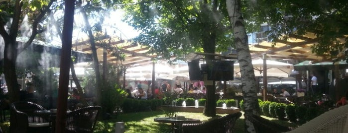 Club 35 is one of Must-visit Cafe & Bar in Sofia.
