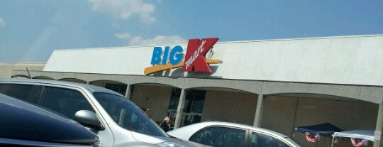 Kmart is one of Td.