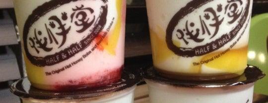 Half & Half Tea Express 伴伴堂 is one of LA Foodie list.