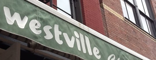 Westville Chelsea is one of NYC Bucket List.