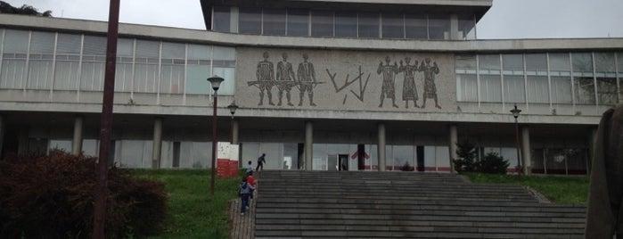 Museum of Yugoslav History is one of todo.beograd.