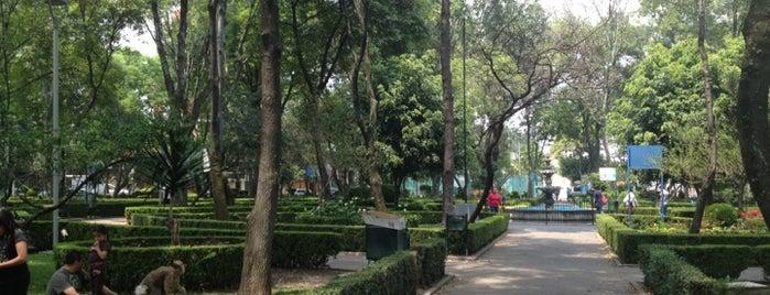 Parque Acacias is one of ¡Cui Cui ha estado aquí!.