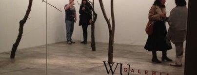 Wu Galería is one of ii.